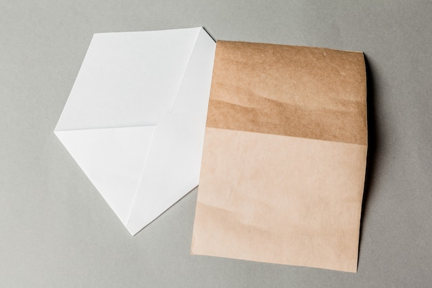 Lege enveloppen