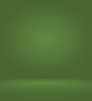 Lege groene studio goed te gebruiken als achtergrond, websitesjabloon, frame, bedrijfsrapport.