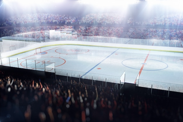 Lege hockeyarena