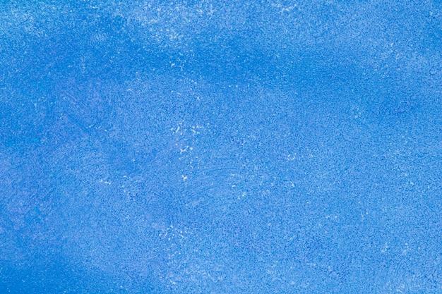 Lege monochromatische blauwe textuur