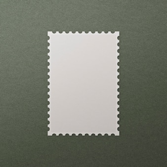 Lege stempel met kopie ruimte