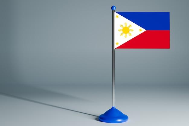 Lege tafelvlag, geschikt voor design,