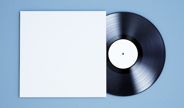 Lege vinyl record