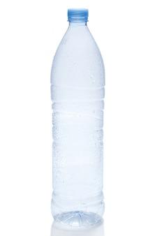 Lege waterfles