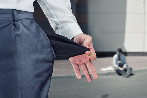Lege zak - faillissement