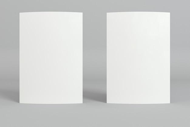 Lege zakelijke kopie ruimte visitekaartjes verticale positie