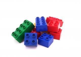 Lego stenen, lego