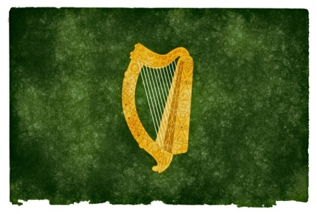 Leinster grunge vlag