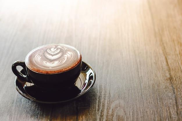 Lekker kopje koffie in de ochtend