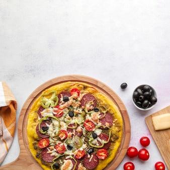 Lekker traditioneel pizza-assortiment