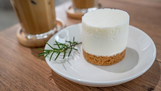 Lekkere gezouten karamel-cheesecake