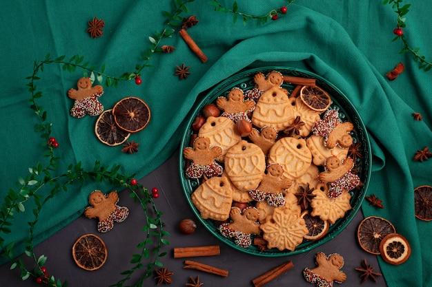 Lekkere huisgemaakte kerstkoekjes