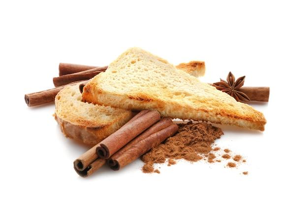 Lekkere kaneel toastjes