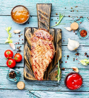 Lendesteak biefstuk