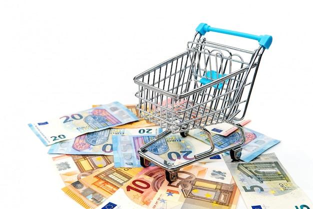 Lening, investering, pensioen, geld sparen, financiering, onderpand, schuld, hypotheek, financiële crisis of stijging, stijging of daling van aandelen
