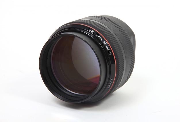 Lens van een camera