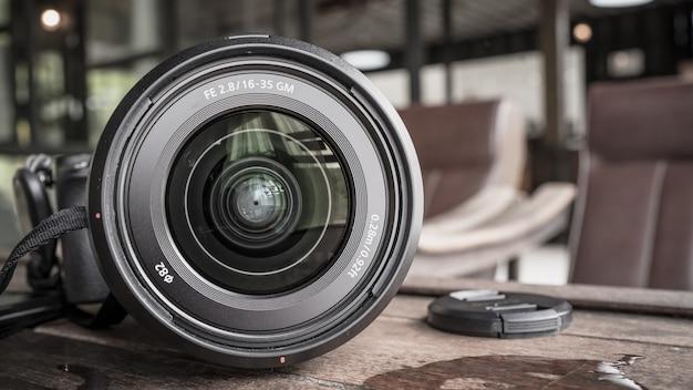 Lensset voor digitale camera