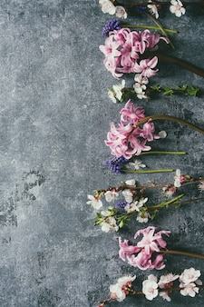 Lente bloesem bloemen