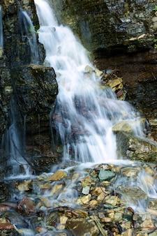 Lente waterval
