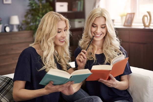 Leren met de zuster is gemakkelijker