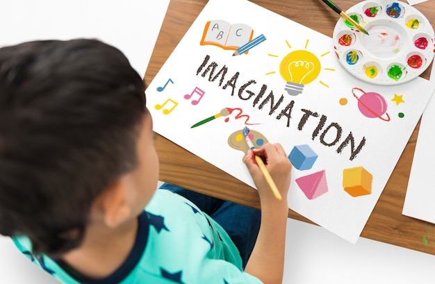 Leren plezier jeugd verbeelding onderwijs