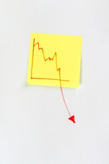 Let op met dalende economie