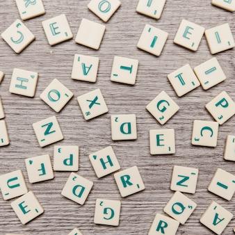 Letter spel