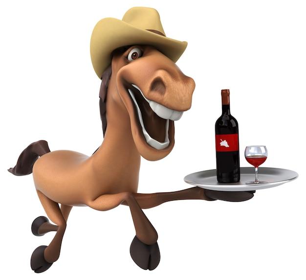 Leuk paard