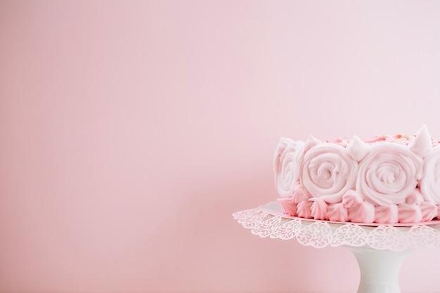 Leuke cake met heemstrozen
