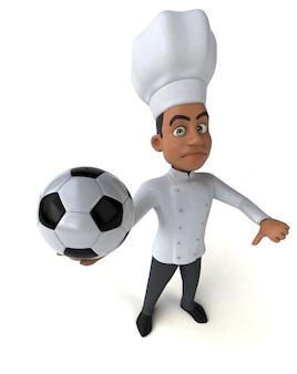 Leuke chef-kok