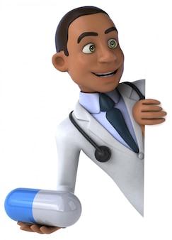 Leuke dokter