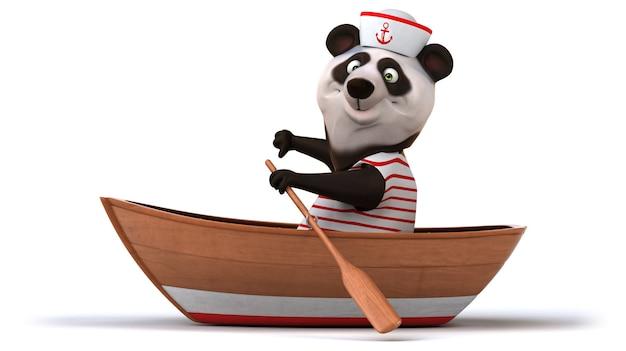 Leuke panda
