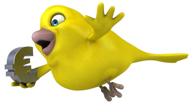 Leuke vogel