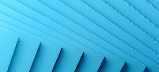 Levendige driehoeken abstracte achtergrond voor ontwerp, boek voorbladsjabloon, zakelijke brochure, website sjabloonontwerp. 3d rendering illustratie