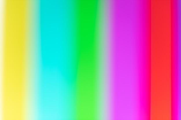 Levendige wazig kleurrijke achtergrond