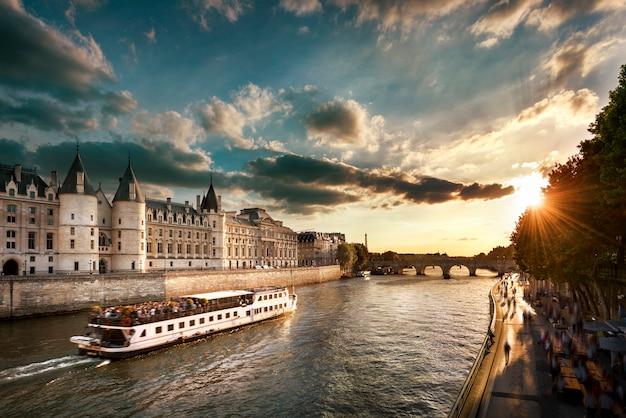 Levensstijl in parijs
