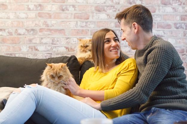 Levensstijl van mensen met huisdieren