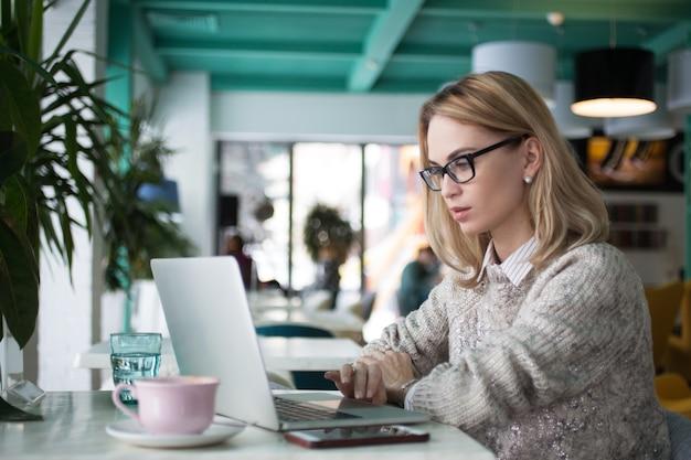 Lezen volwassene entrepreneur job