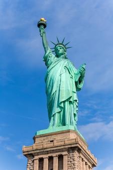 Liberty statue new york amerikaans symbool usa