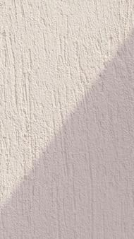Licht en schaduw op een betonnen mobiel behang mobiel behang