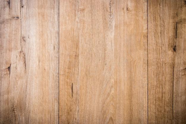 Licht gepolijste houtstructuur muur