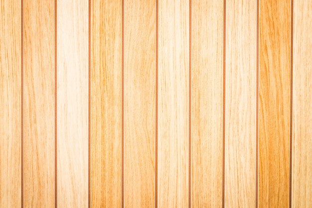 Licht houten planken