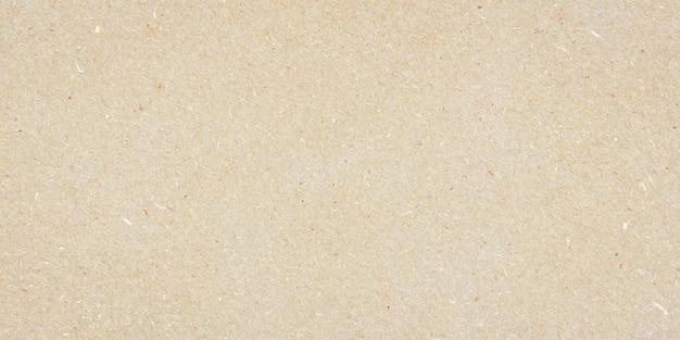 Lichtbruin papier textuur achtergrond, kraftpapier horizontaal met uniek ontwerp van papier, zachte natuurlijke papierstijl voor esthetisch creatief ontwerp