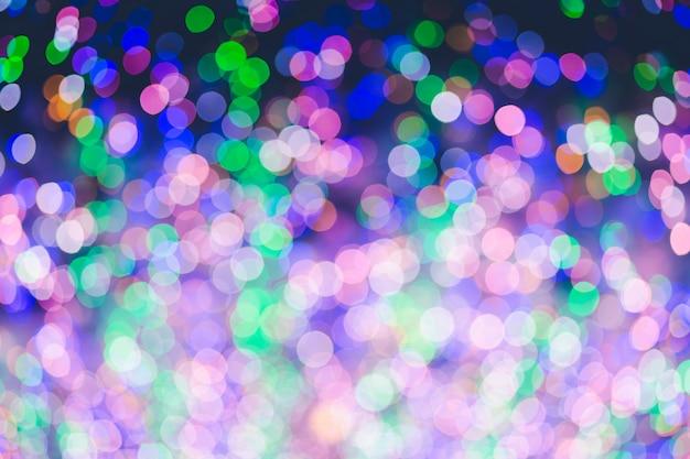 Lichte bokehachtergrond