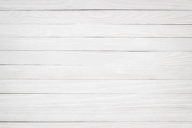 Lichte houtstructuur. geschilderd houten tafelwit