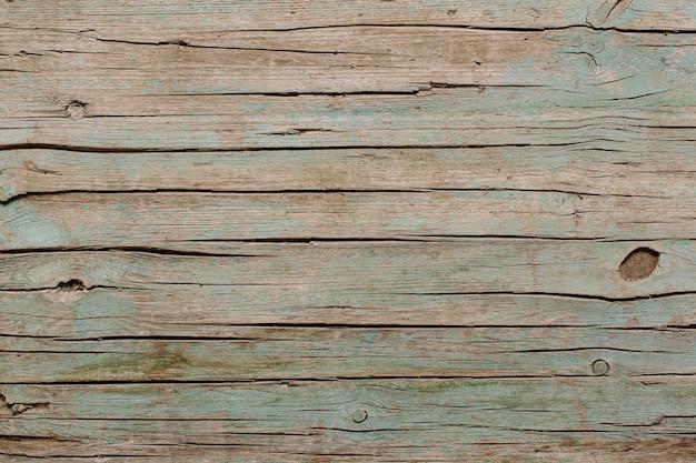 Lichte vintage houten tafel