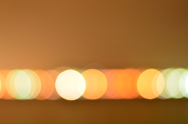 Lichten 's nachts, ilhabella, brazilië