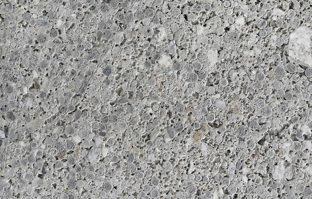 Lichtgewicht betonnen textuur. polymeer schuim textuur.