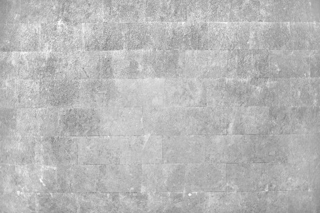 Lichtgrijze achtergrond van bakstenen blokken