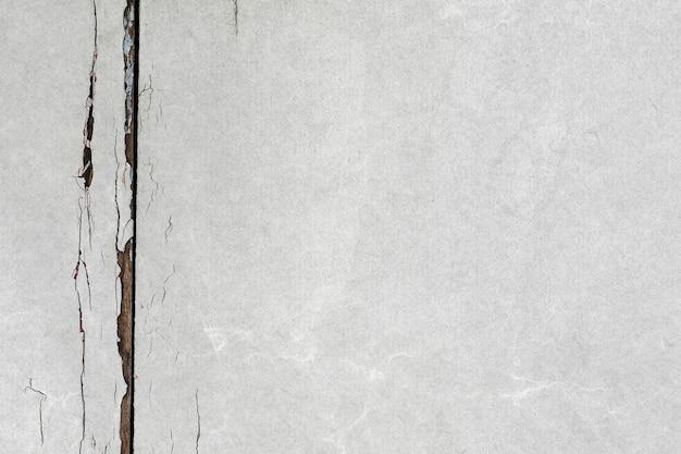Lichtgrijze betonnen muur